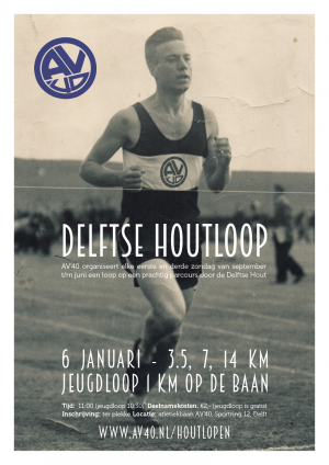 Houtloop 6 januari
